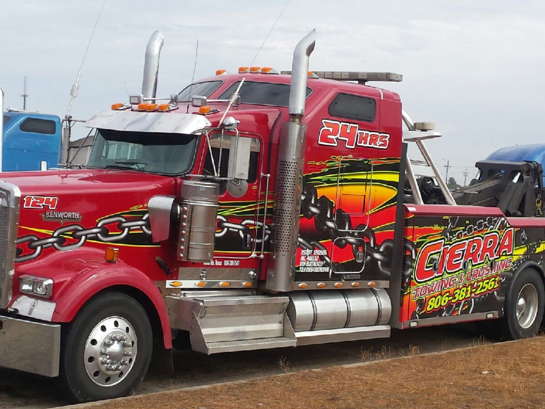 Towing and Crushing Experts in Amarillo, TX